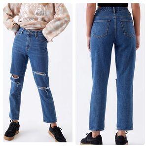 PacSun Dark Mom Jeans - 26